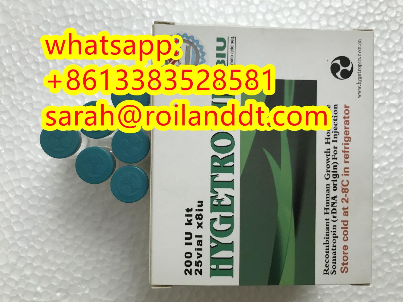Fast shipping Hygetropin 100iu/200iu HGH 12629-01-5 whatsapp+8613383528581