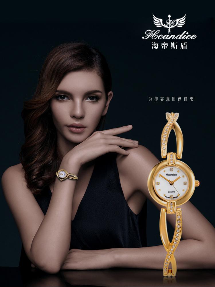 fashion dress slim bracelet girls ladies watches diamond gift design
