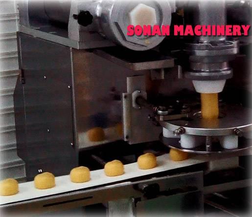 Automatic mochi machine maker