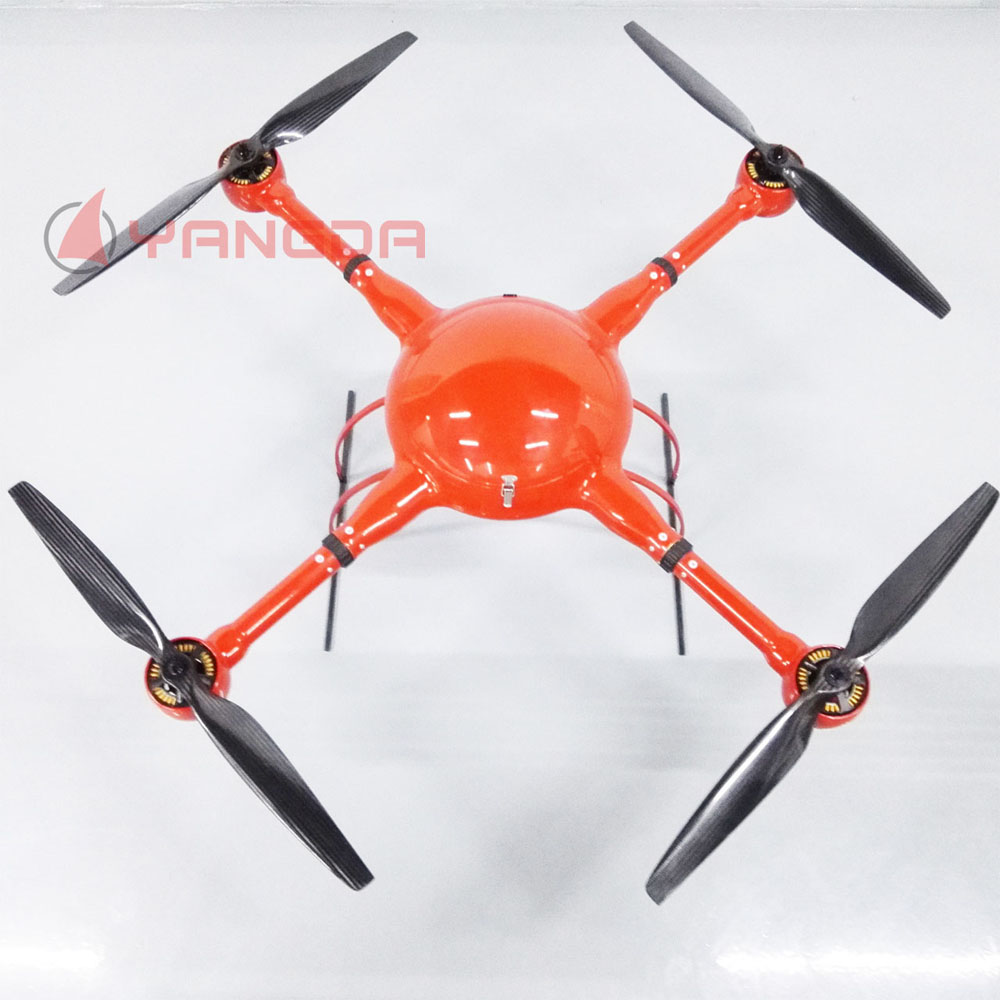 YD4-1000S Professional Waterproof Camera Drones Body UAV Quadcopter Frame