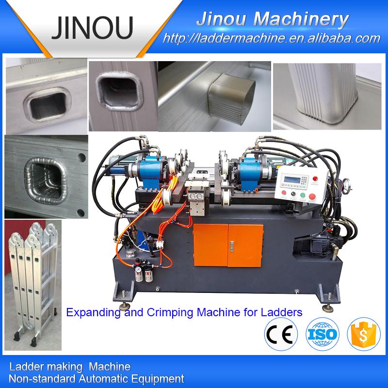 Hydraulic Tube riveting machine for aluminium ladders