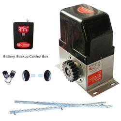 DC 800Kg Battery backup Sliding Gate Operator/sliding gate opener/sliding gate motor
