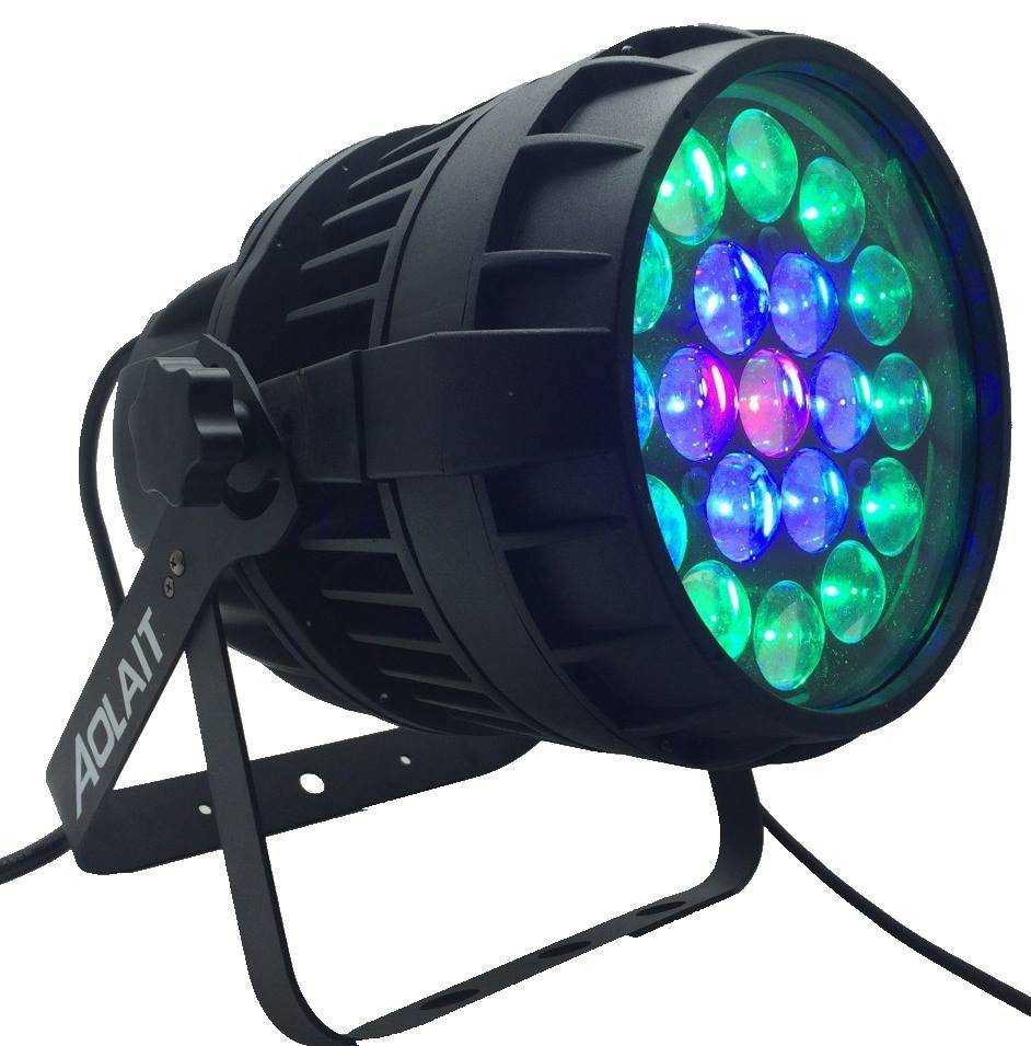 19x15W Led Par Zoom with circle effect
