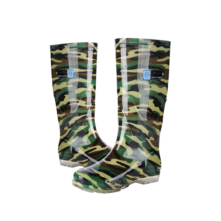 Water Resistant Safety Rain Boot Special Working Boot