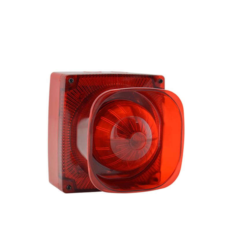 Waterproof type Conventional fire alarm horn strobe strobe sounder