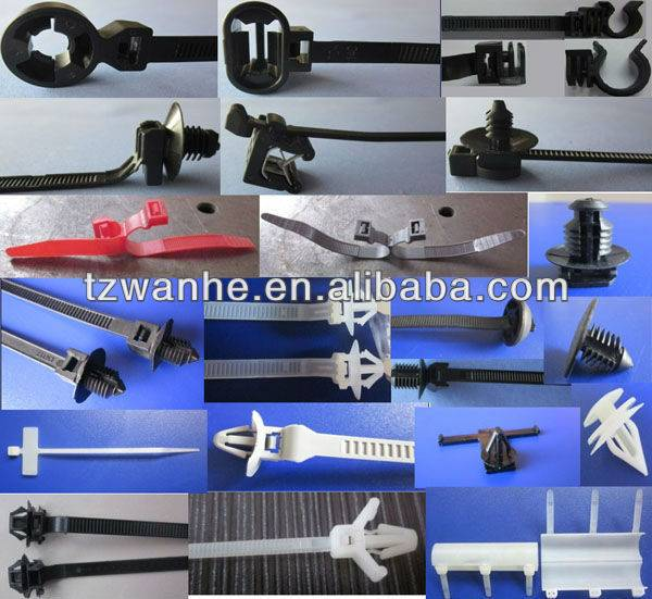 Cable Tie Injection Mould