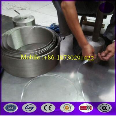 Stainless Steel Continuous Screen Belt for Circular Looms made in China