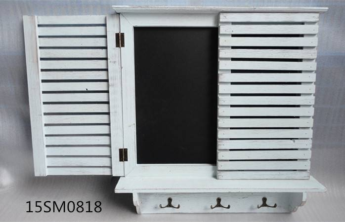 mdf window-blinds with black board
