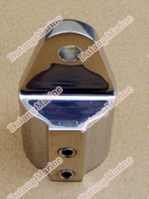 Bimini top hardware for boat