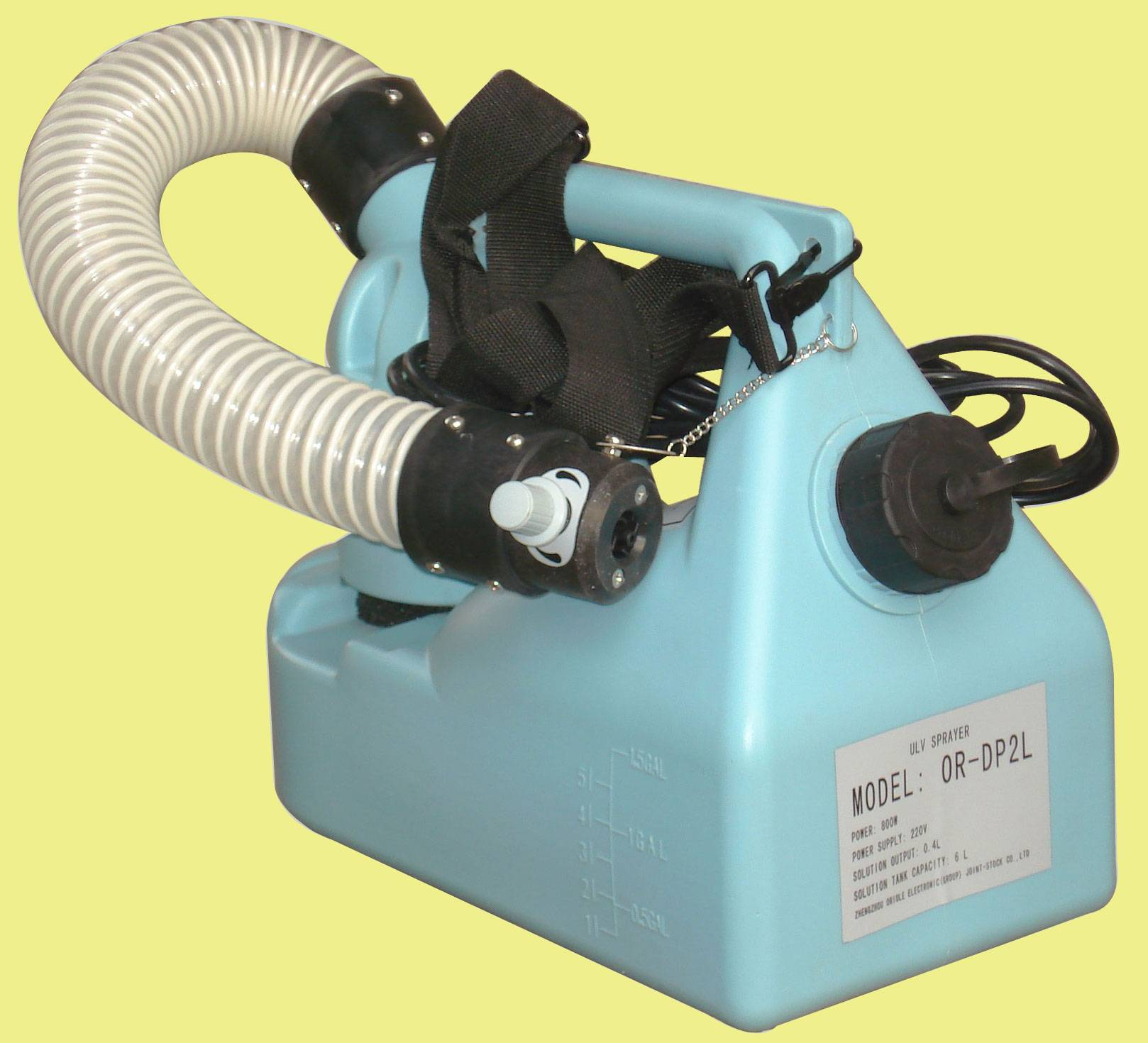 ULV Fogger OR-DP2L Electric ULV Cold Fogger insecticide sprayer Microbe Virus Vermin