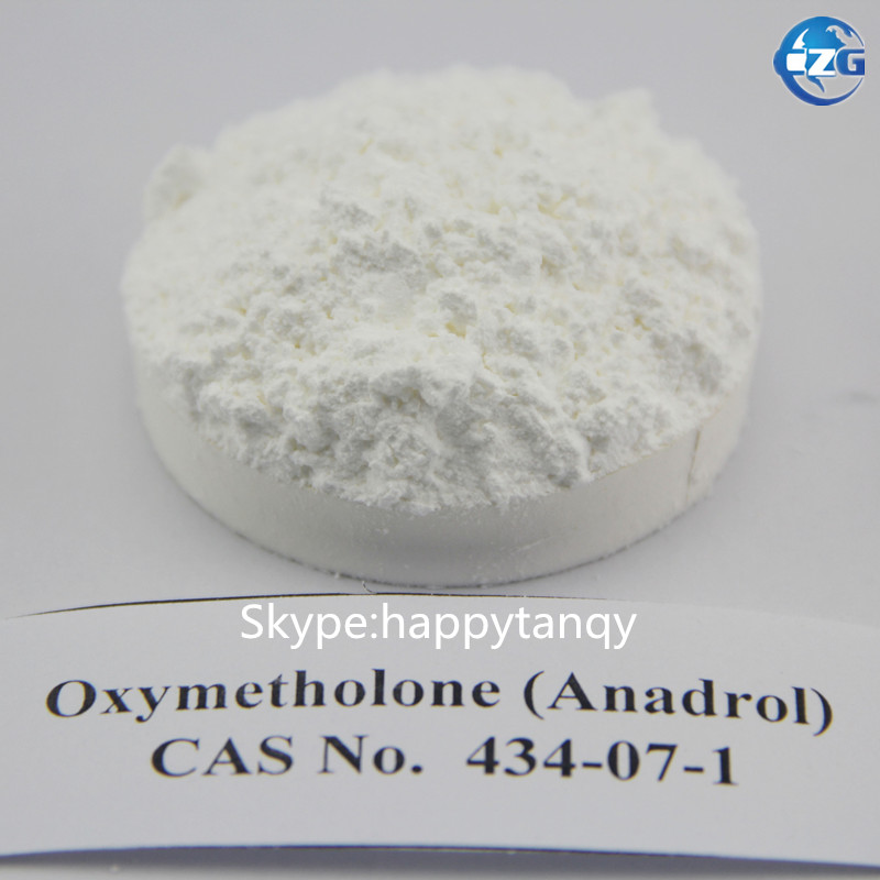 99% Purity and Safety Shipping Hormone Powder CAS No: 434-07-1 Anadrol Oxymetholone