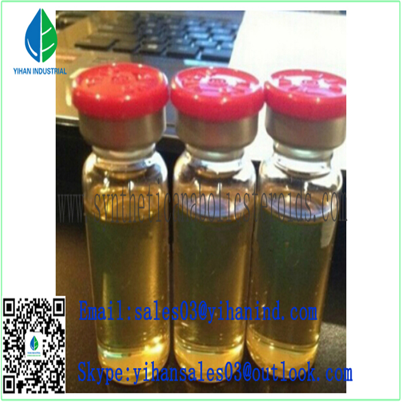 Vial Semi-finished Finished Liquid Oil Stanozoloo Winstrol for Fat Loss CAS: 10418-03-08 50ml Iris