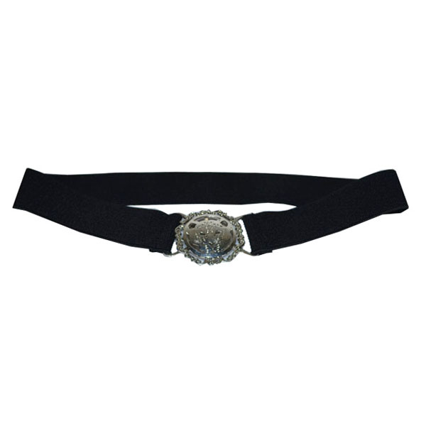 Fashion Elastic Belts for Dress with Tiger Buckle [JB17052-1-EB]