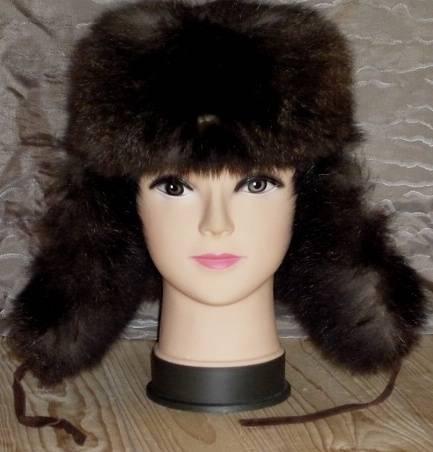 66 pieces fur hats