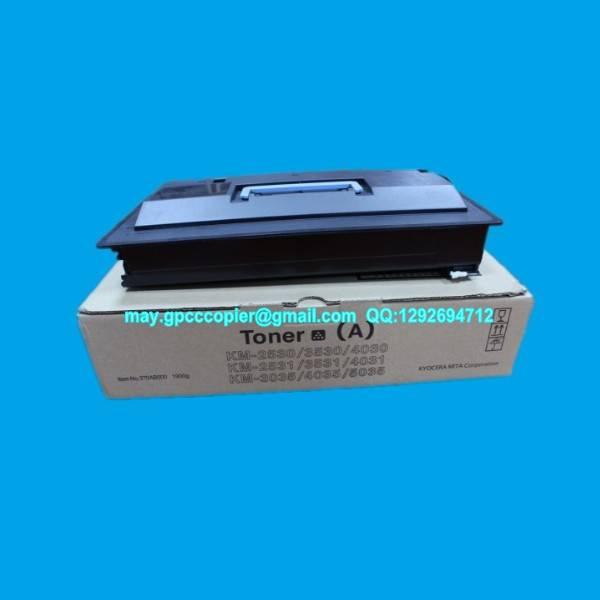 KM3035| Kyocera Black Toner Cartridge | Consumables