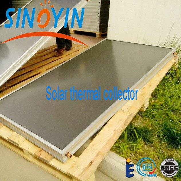 solar thermal panel of 2sqm