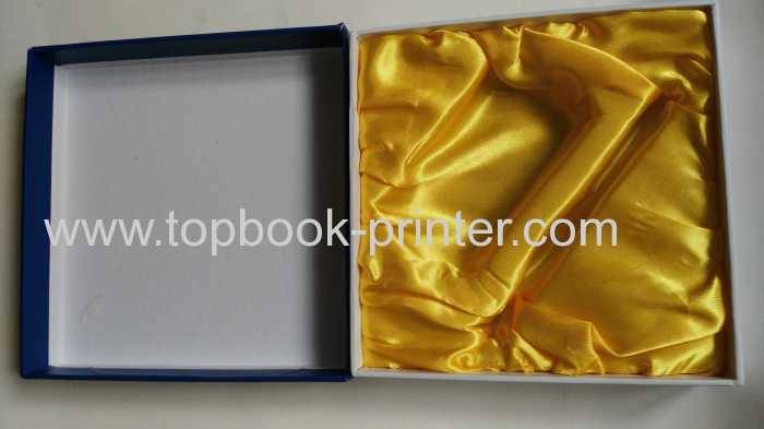 4C Color World Gift Cardboard Packaging Boxes Printing With Lid and Art Paper