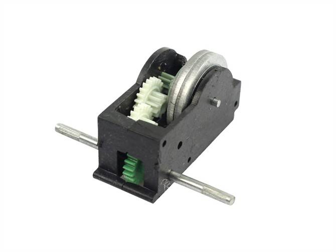 2.0 pull back gear motor for toys,gear machine to toys