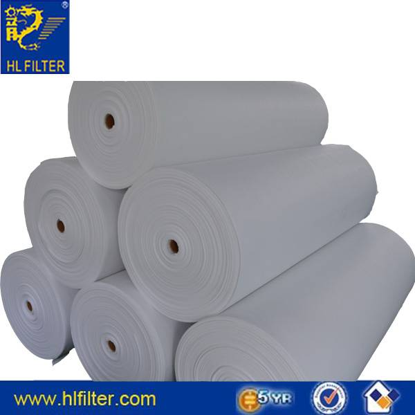 Filter fabric nonwoven felting needles 100% Acrylic needle felt filter
