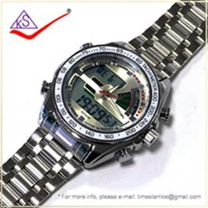 Wholesale 2016 New Arrive Digital Cheap Outdoor Sport Watch with Customized Logo Prints and Designs