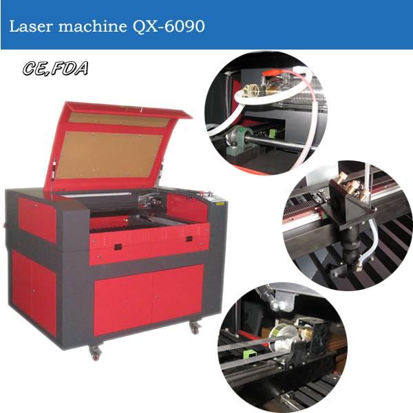 QX-6090 Laser Engraving Cutting Machine