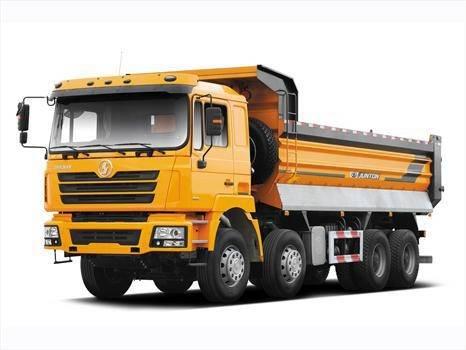 Shacman,New Model, Tipper Truck, 8x4 35 tons