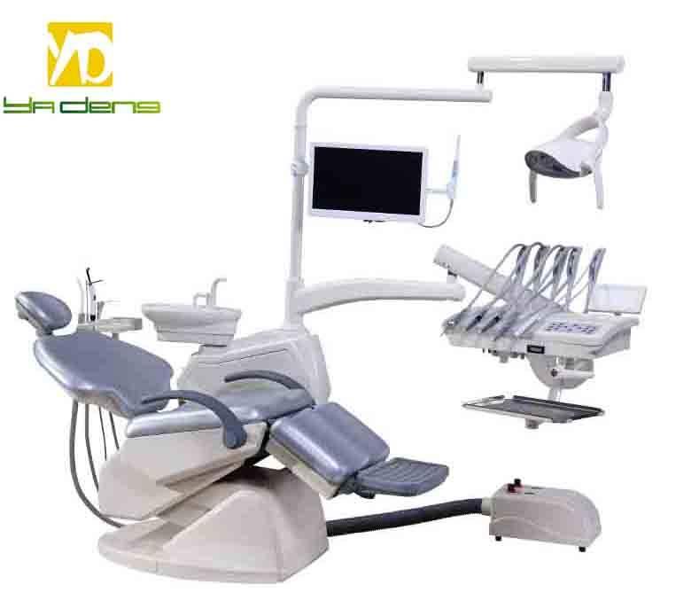 Dental chair unit equipment with Foshan manufacturer YD-A3e