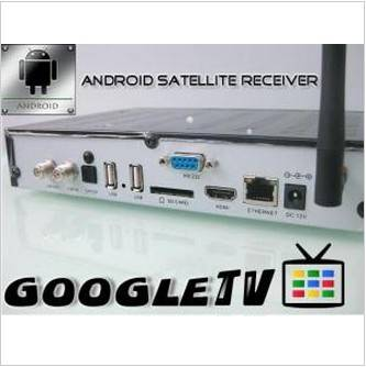 Google TV Android HD Satellite DVB S2 Receiver