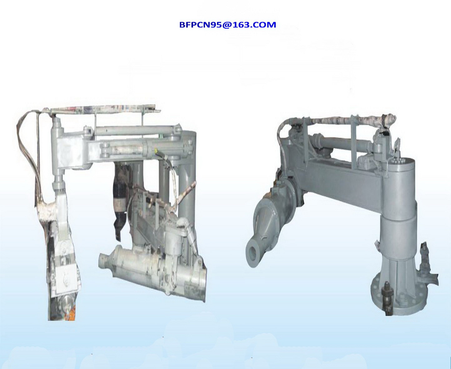 Iron notch drill