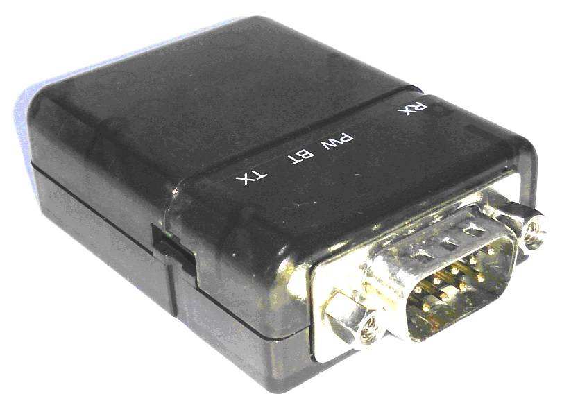 Bluetooth V4.0 BLE RS-232 adapter