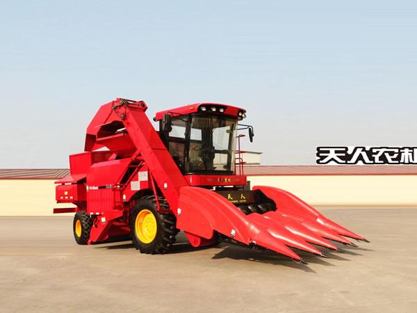 TR9988 Self-propelled Corn Combine Harvester