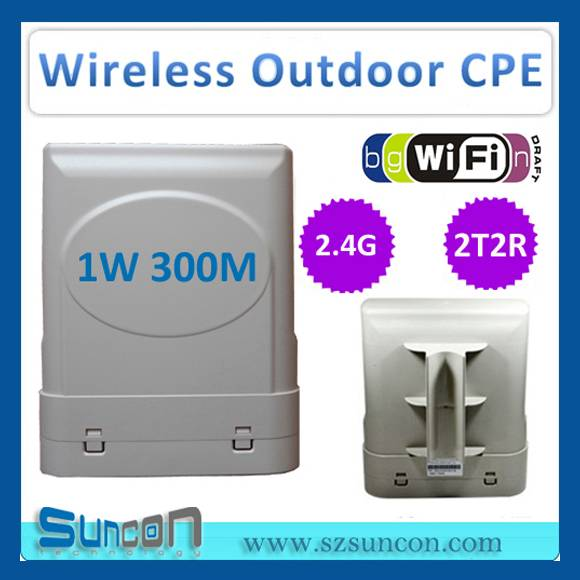1000mw 300mbps High Power Outdoor CPE