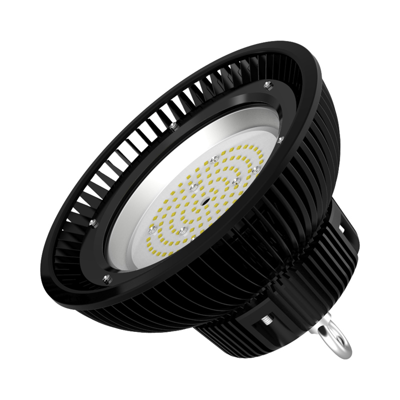 Professional aluminum 100W led high bay light housing manufacturer