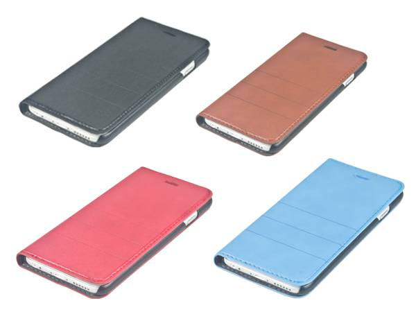 smart leather case for iphone6/6 Plus