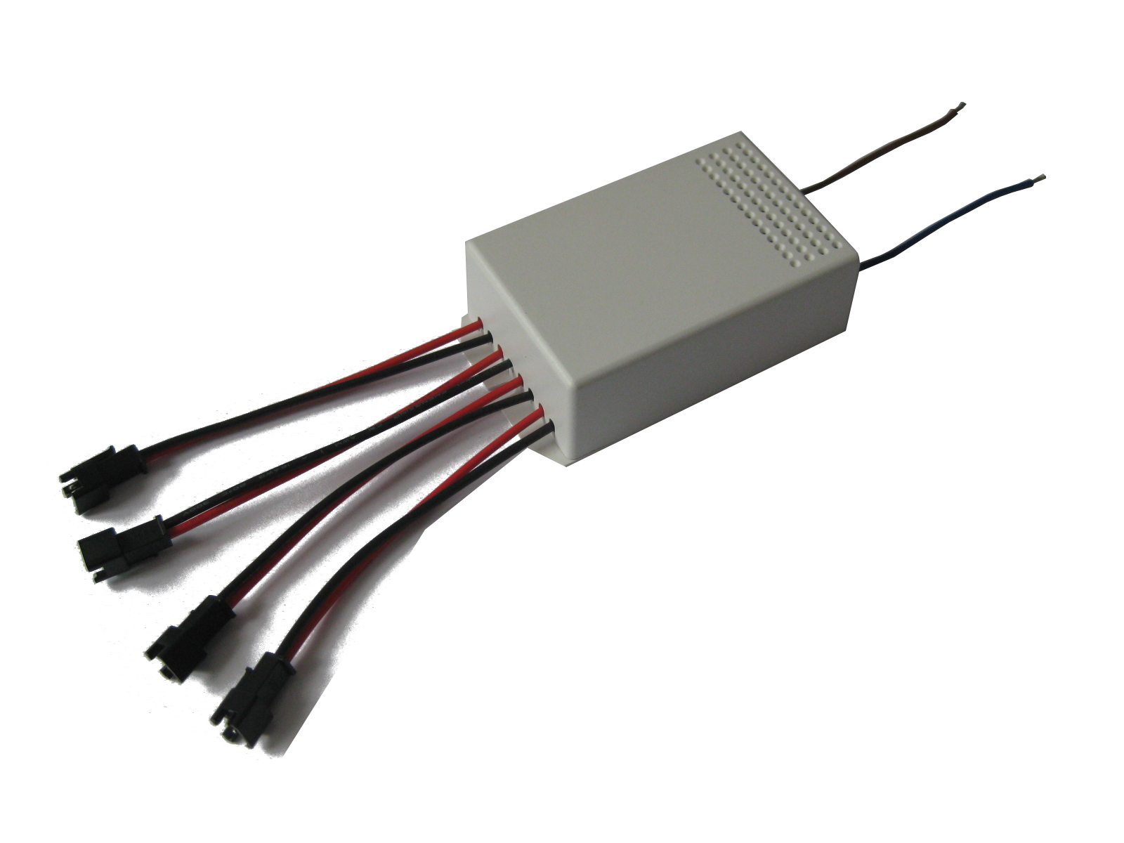 AC and DC Two Power Input Switching Mode Power Supply 4 Outputs ±12V ±5V 34W