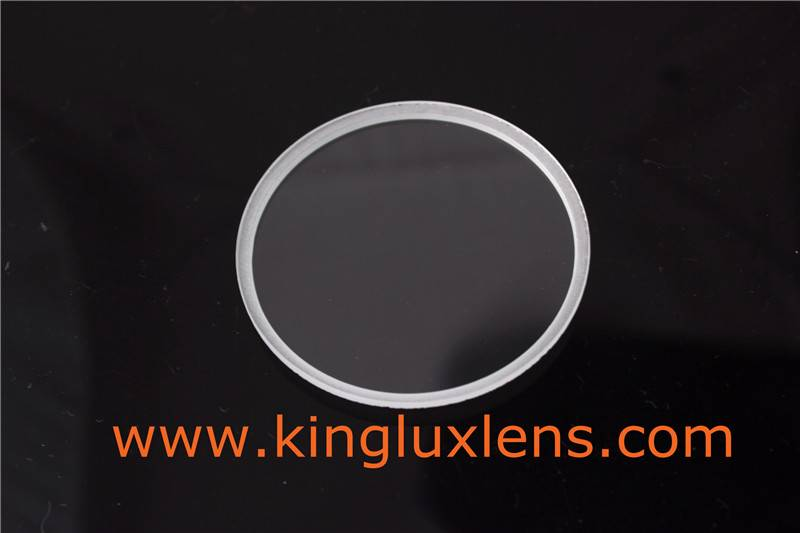 flat lens led glass cover lamp cover IP67