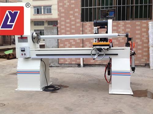 YL-705 Semi-automatic Cutting Machine with Round Knife