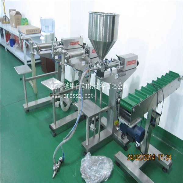 Paste Anti-freeze Piston Filler