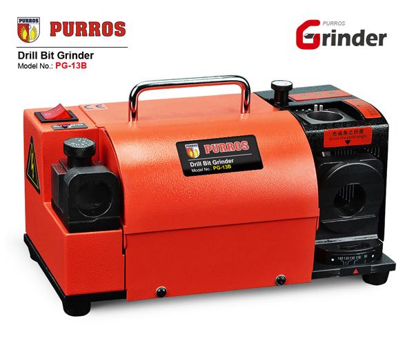 PURROS PG-13B drill bit grinder, drill grinding machine manufacturer