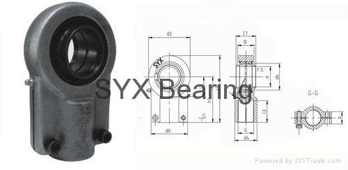 Rod end bearing GIHN-K63LO
