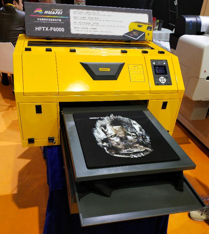 factory price Direct to garment DTG printer for T shirt printing