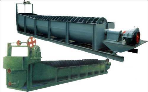 concentrating ore spiral classifier plant