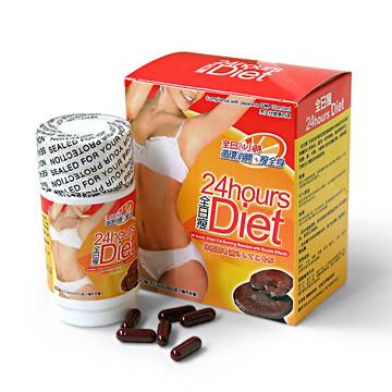Weight loss product 24 hours diet --slimming product