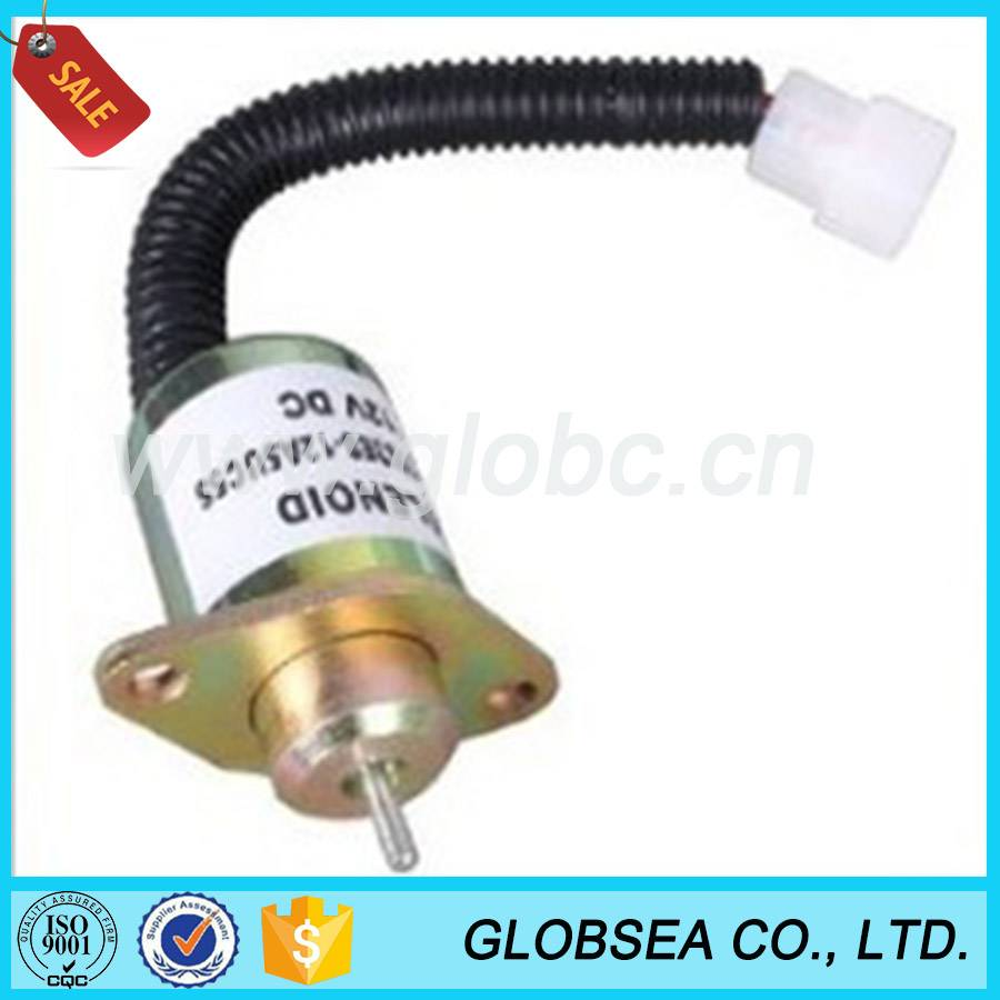 CUMMINS oil shut dowm solenoid valve SA-4569