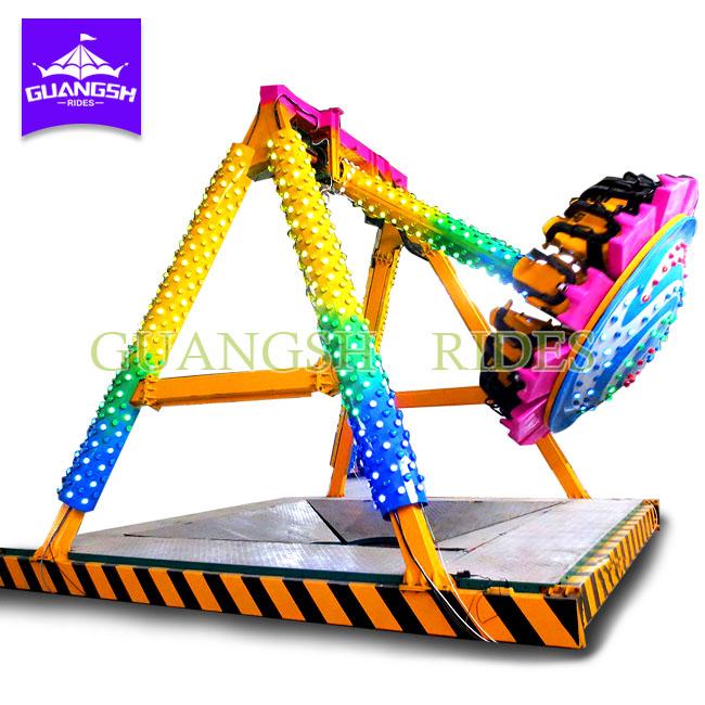 New Design Amusement Park Small mini pendulum swing hammer Ride For Sale