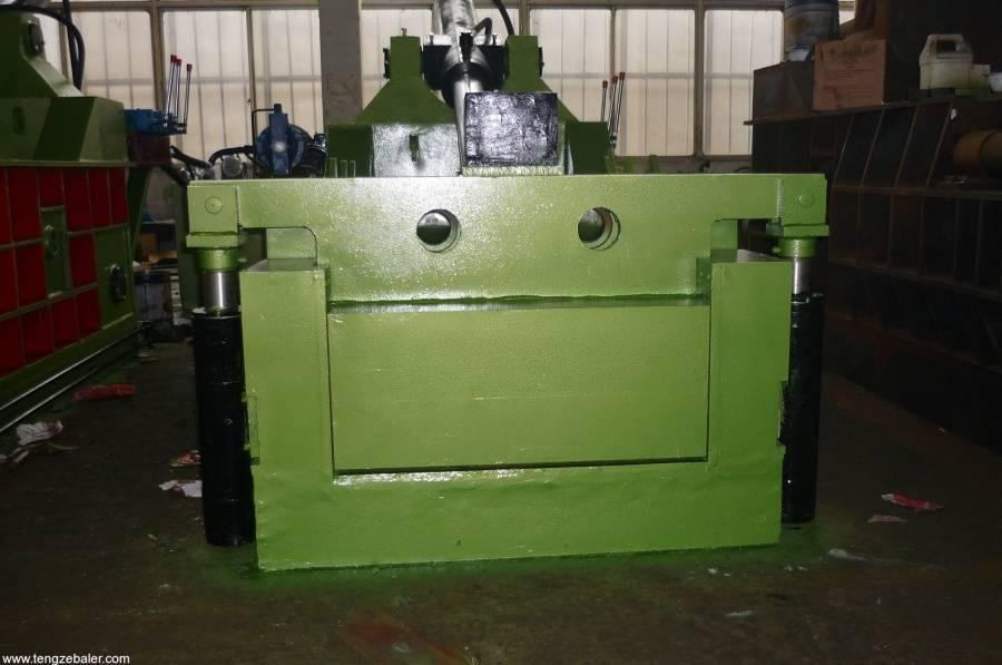 Full Automatic Baler/Auto Hydraulic Scrap Metal Baler (Y81Q series )