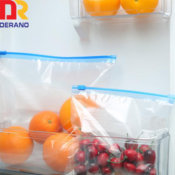 Suppliers custom Plastic Ldpe slider bag