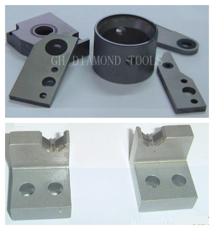 PCD BEARING SUPPORT V BED