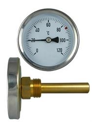 Low Cost Back Entry Thermometer - ANTARES BT63