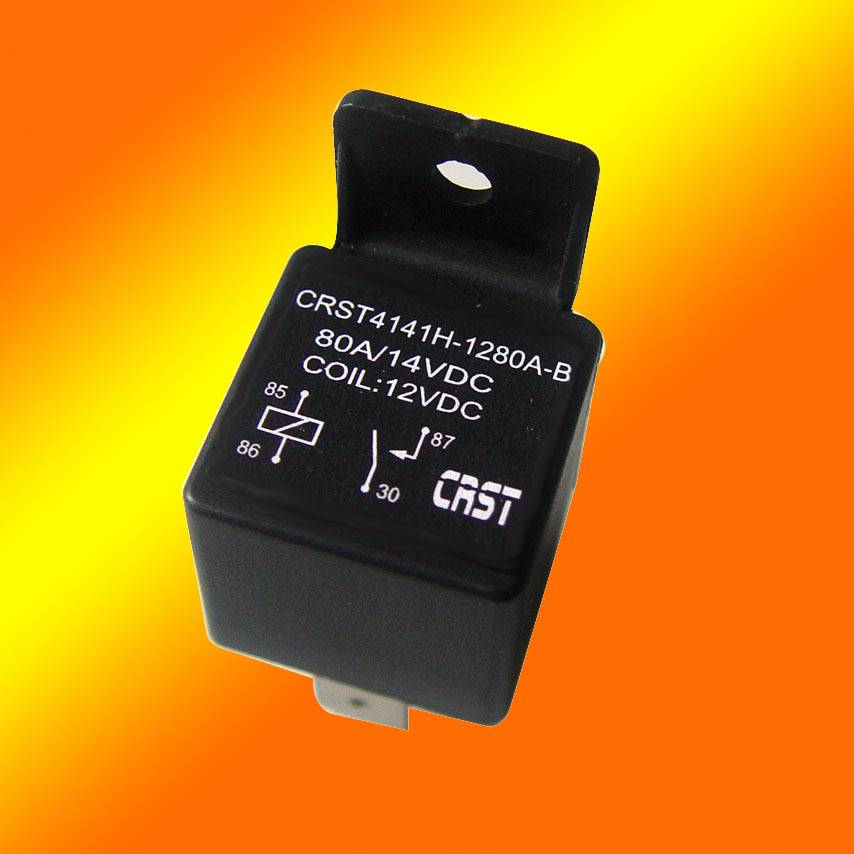 auto relay,power relay,80A relay
